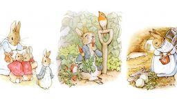 """Биатрикс Потър си плаща сама първия тираж на """"Зайчето Питър"""""""