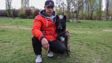 Треньорът на кучета Николай Василев: Всяко нещо, което не им забраняваме, за тях е разрешено