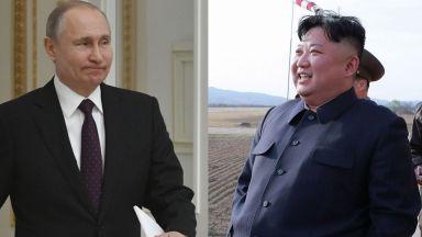 Путин се среща с Ким във Владивосток на 25 април