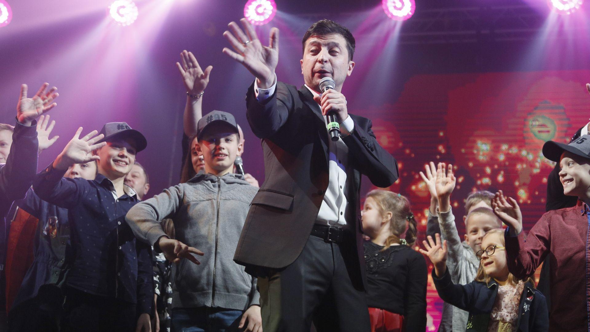 Зеленски: Приоритет ми е не борбата с корупцията, а победата над нея