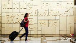 Летището в Сингапур - уникална галерия на изкуствата