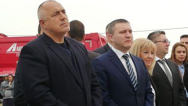 """Борисов: Обзалагам се, че с построяването на """"Хемус"""" БВП ще се вдигне с поне 10-20%"""