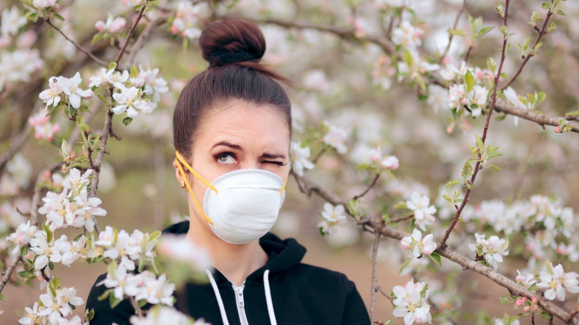 Сезонът на алергиите се удължава заради глобалното затопляне
