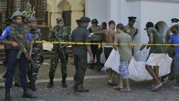 Задържан е сириец за кървавите атентати в Шри Ланка