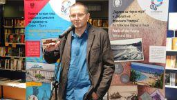 """""""Цветето на Хеликон"""" за втори път отива при Георги Господинов"""