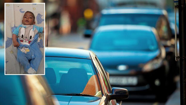 МВР още търси родителите на изоставеното на паркинг бебе