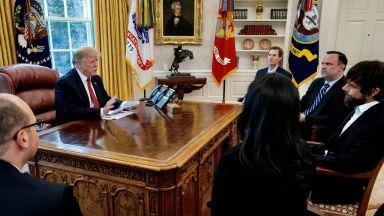 Тръмп се срещна с шефа на Туитър след обвиненията в лошо отношение