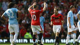 5 епохални гола в дербито на Манчестър