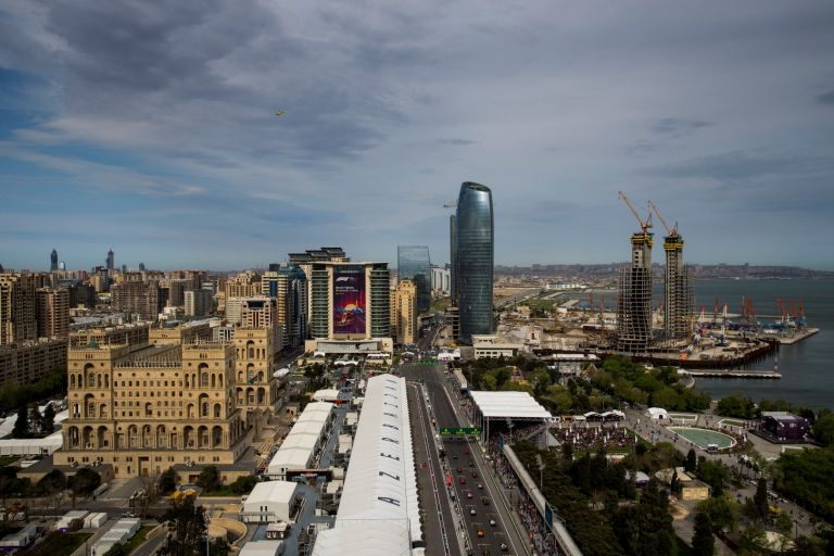 Формула 1 по улиците на града е страхотен спектакъл