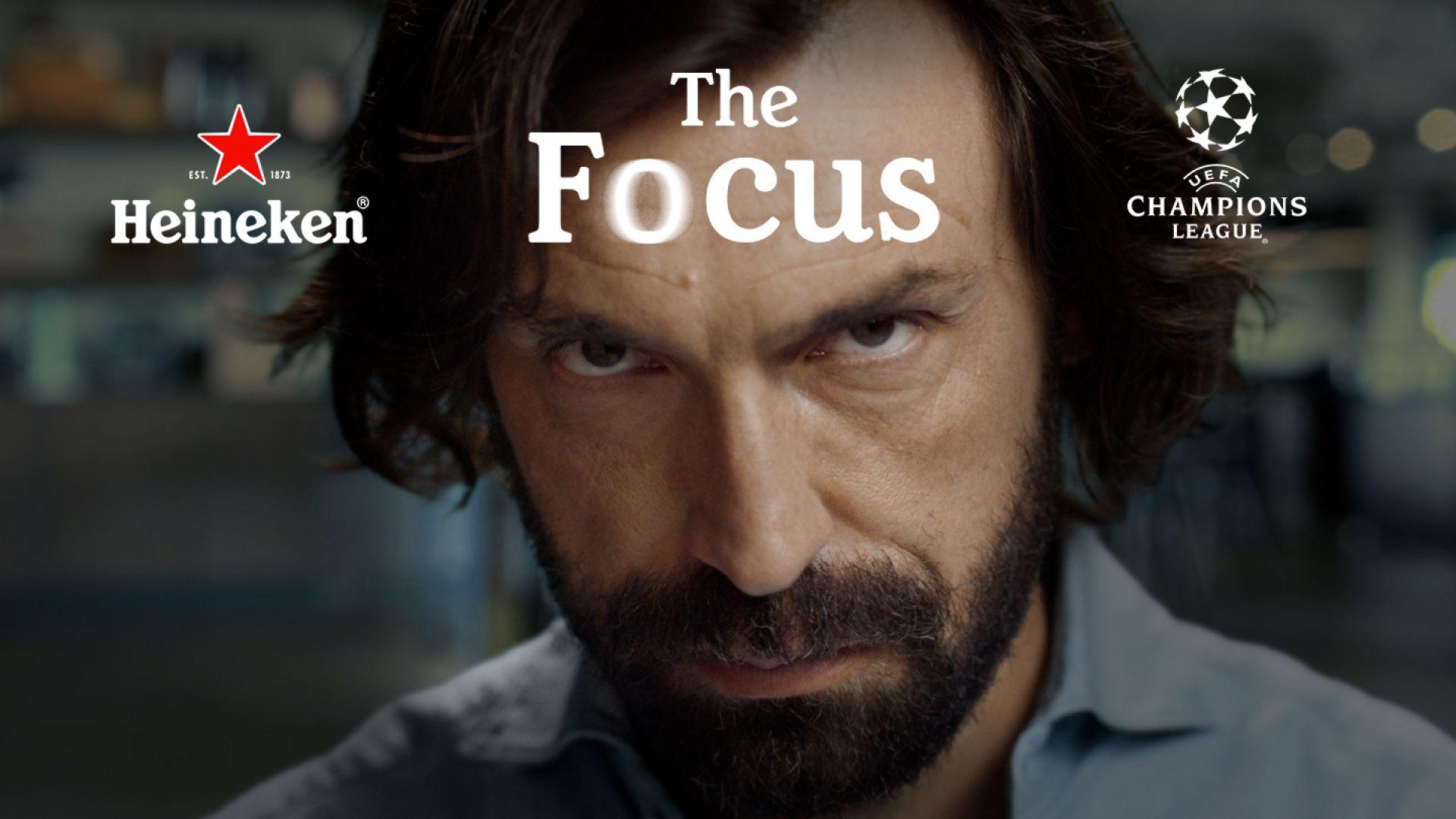 The Focus:  Погледът, който ще ти осигури легендарна футболна вечер