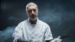 Мастършеф Петър Михалчев готви на Tattoo Fest Sofia 2019