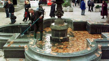 """14 г. след смъртта на Веселин пускат фонтана на пл. """"Славейков"""""""