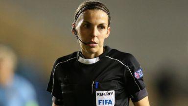 За първи път в историята жена ще ръководи мач в Шампионска лига