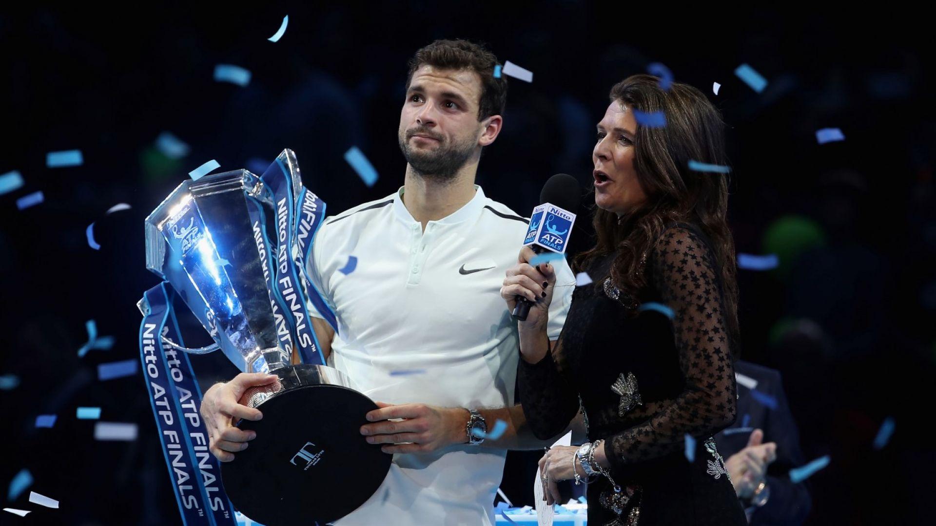 Тенис финалите се местят в Италия