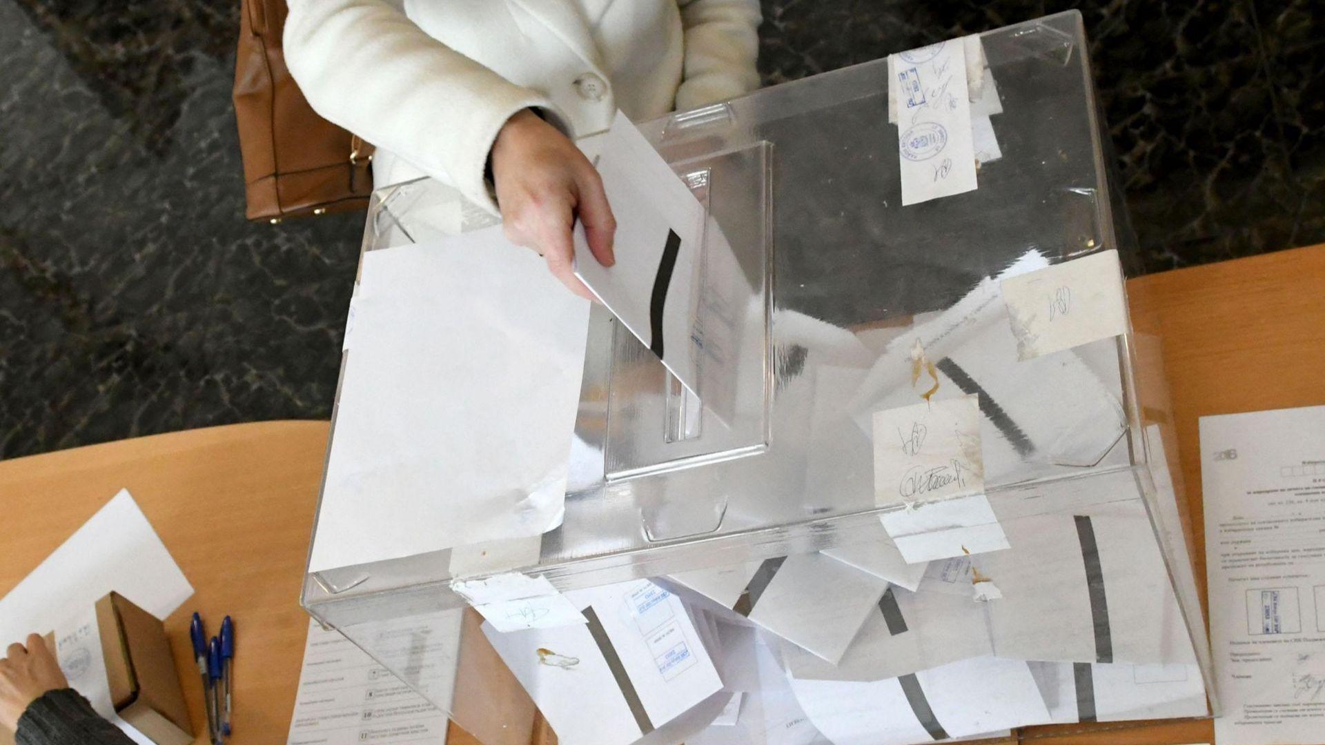 Барометър: 30,9% ще гласуват за ГЕРБ, 27,2% -за БСП