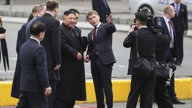 Срещата Ким-Путин изпраща сигнал на САЩ (снимки)