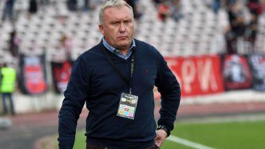 Треньорът на Ботев поема към ЦСКА?