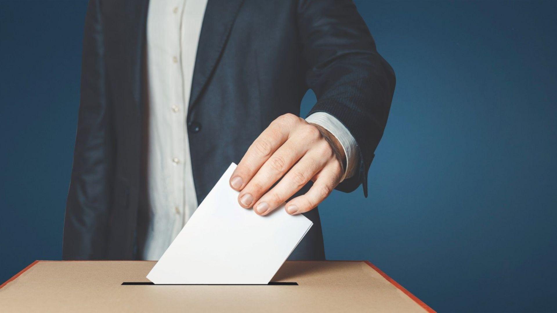 """""""Маркет Линкс"""": Месец преди изборите резултатът се обръща - БСП води с 31,3%, ГЕРБ има 30,9%"""