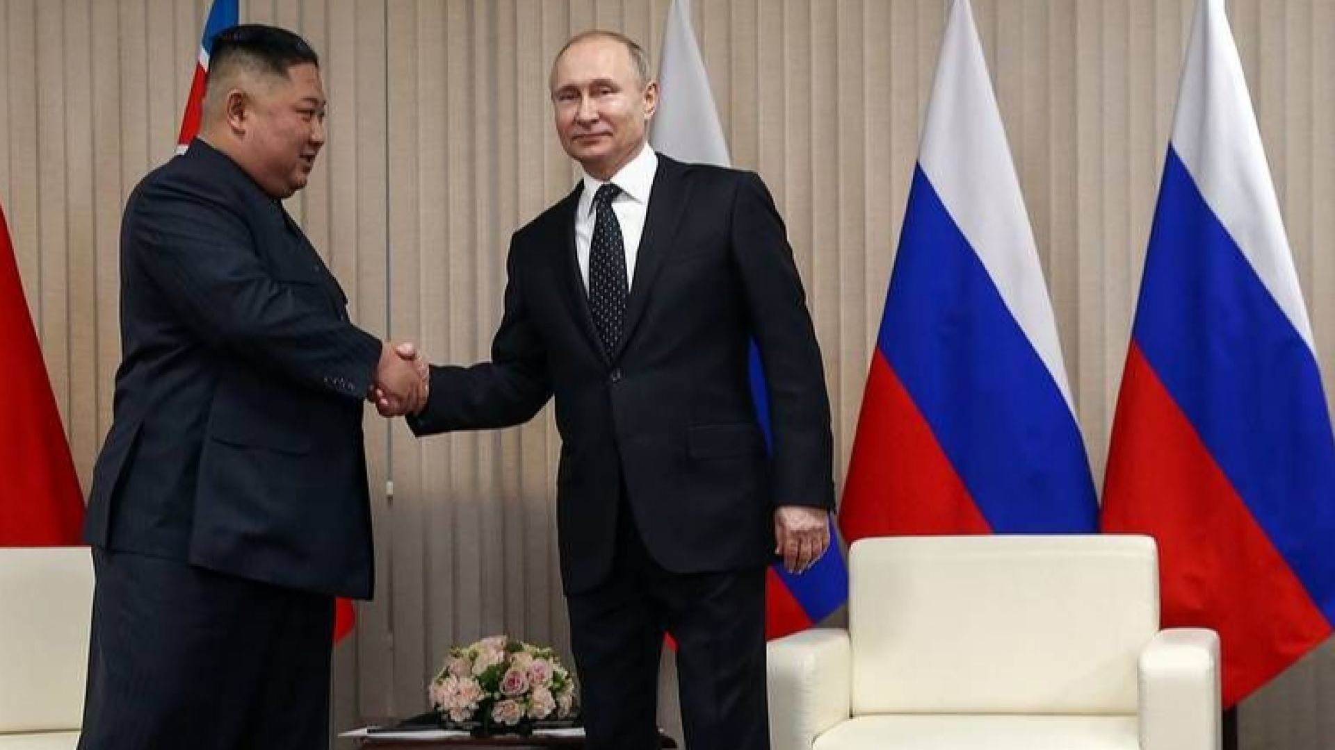 Путин и Ким си обещаха по-силни връзки
