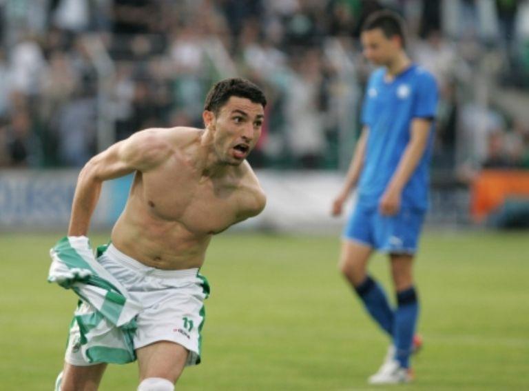2010 г. Берое - Черноморец (Поморие) 1:0. Победен гол на Дончо Атанасов в последните секунди разплака втородивизионния тим.