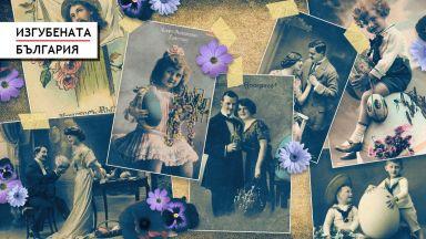 Ретро и кокетно: Възкресение в старите пощенски картички