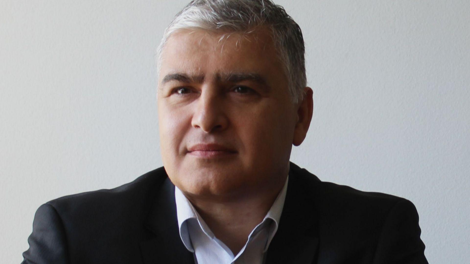Министърът на финансите Владислав Горанов назначи Александър Георгиев за председател