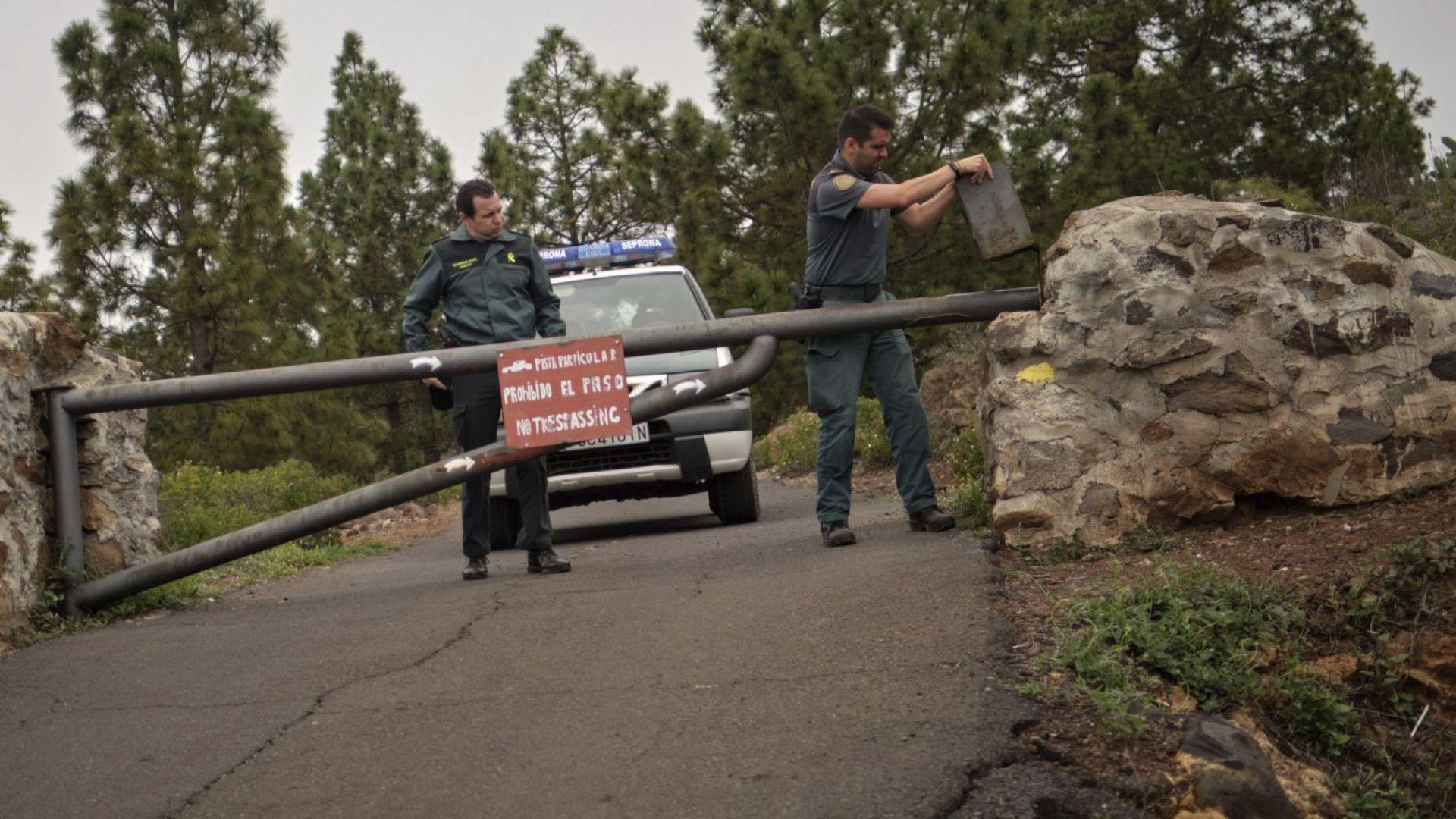 Испанската полиция е намерила телата на германка и нейния 10-годишен