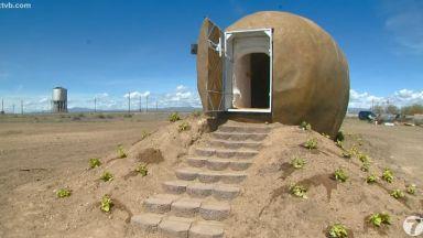 Мераклии вече могат да пренощуват в огромен картоф