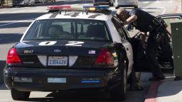 Лудо преследване в Калифорния на заподозрян в домашно насилие