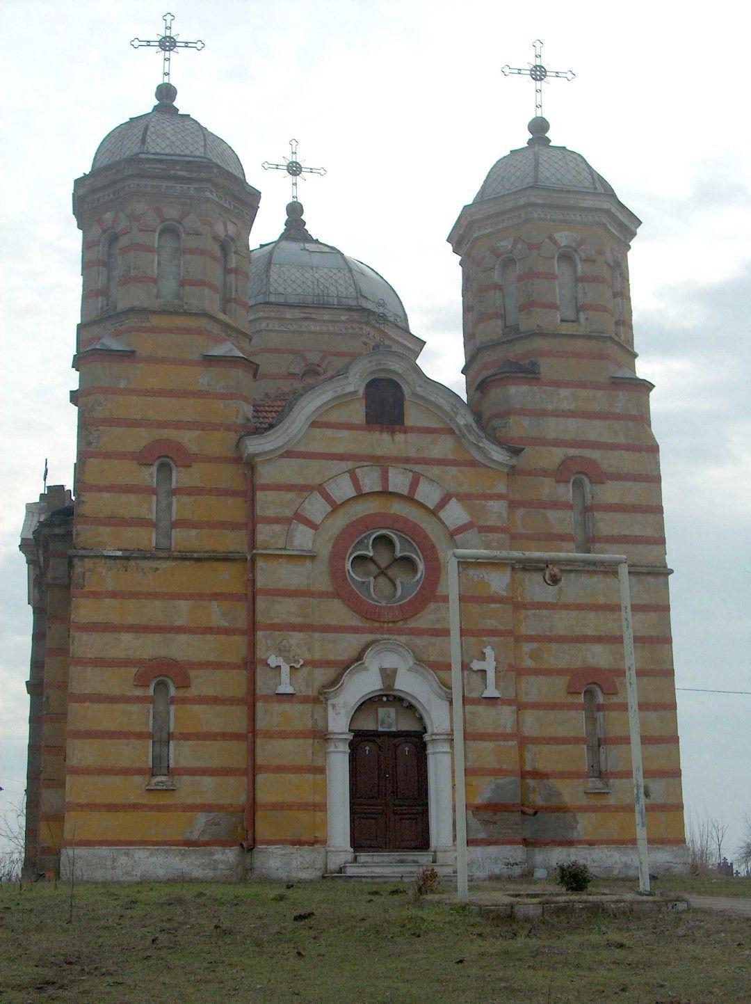 "Селският храм ""Успение Богородично"""
