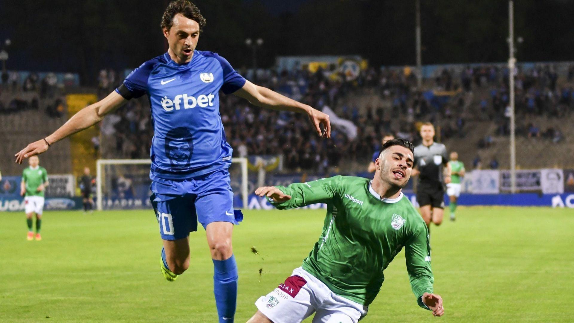 Левски ще задържи един от основните си играчи