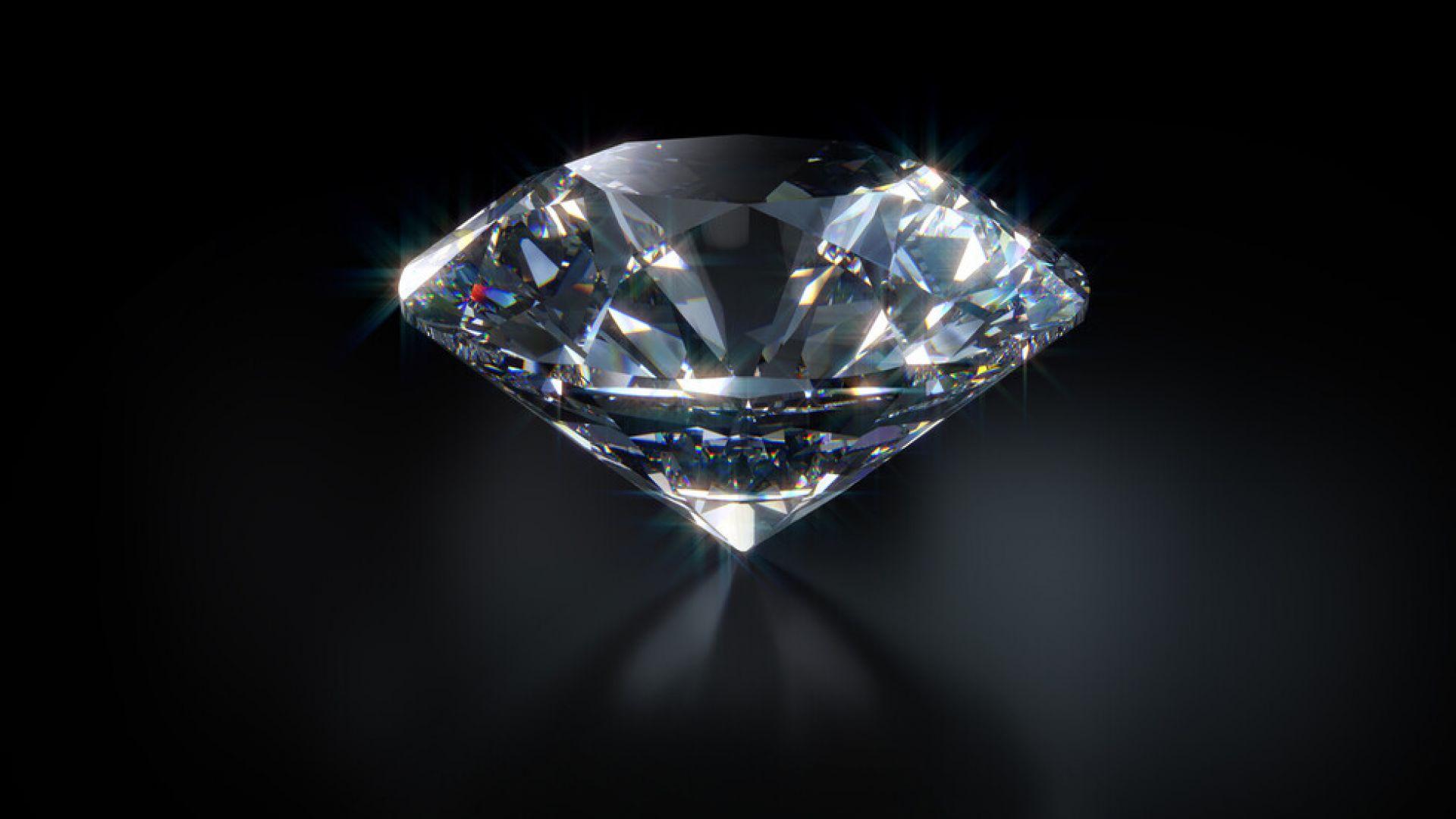 Откриха диамант с тегло от 998 карата