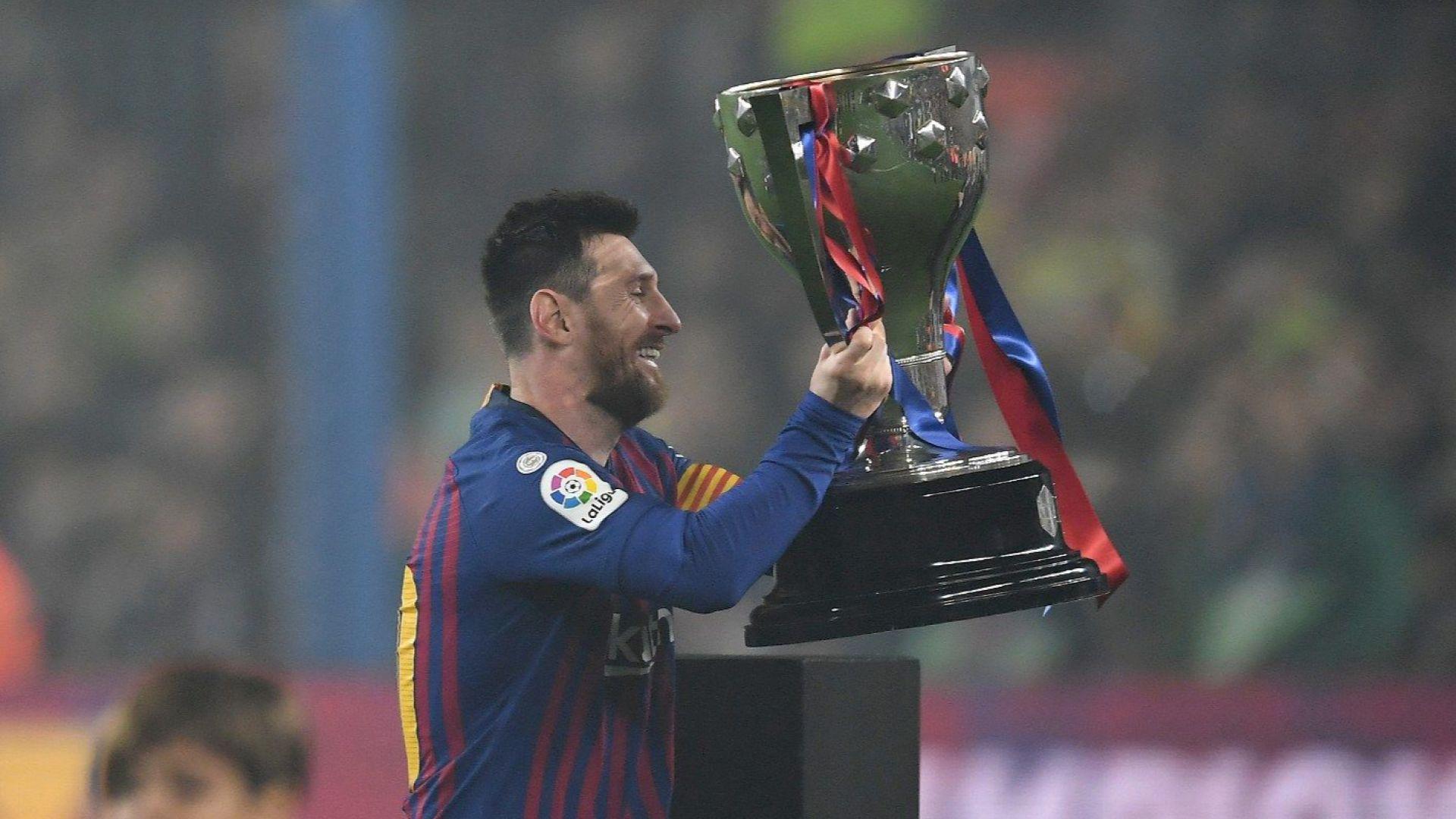 Жребият отреди тежко гостуване на Барселона за Купата