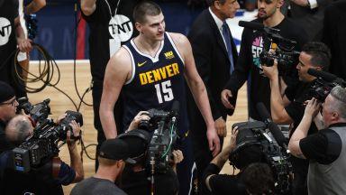 Сръбски великан от НБА: Търпелив съм, защото не мога да тичам бързо