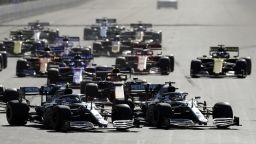 Сезонът във Формула 1 ще започне рекордно късно