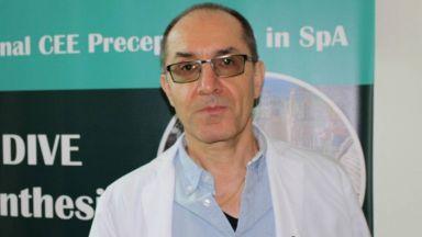 Ревматологът проф. Баталов: По нов метод визуализираме меките тъкани на ставата