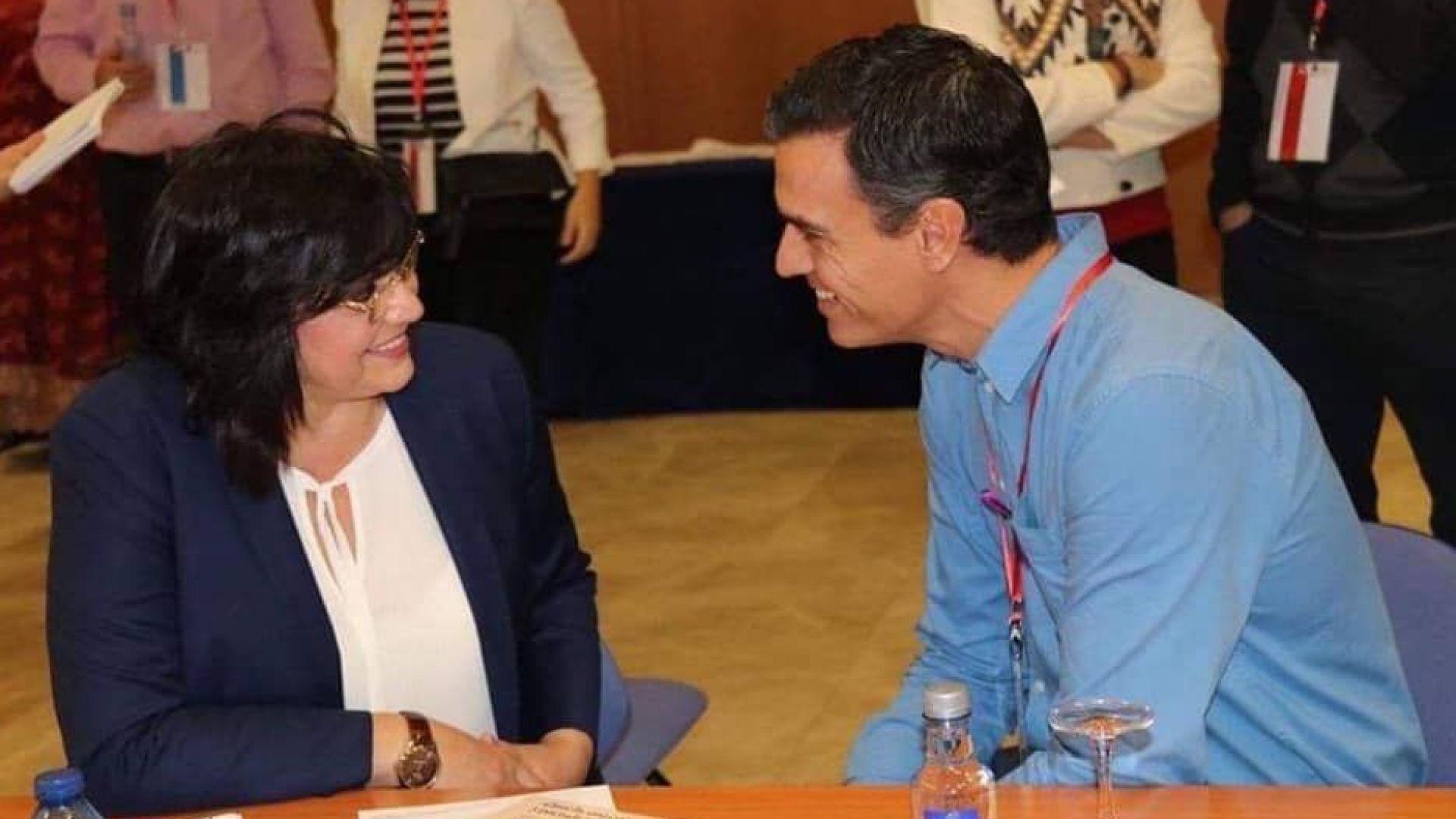 Корнелия Нинова поздрави Педро Санчес за победата му в Испания
