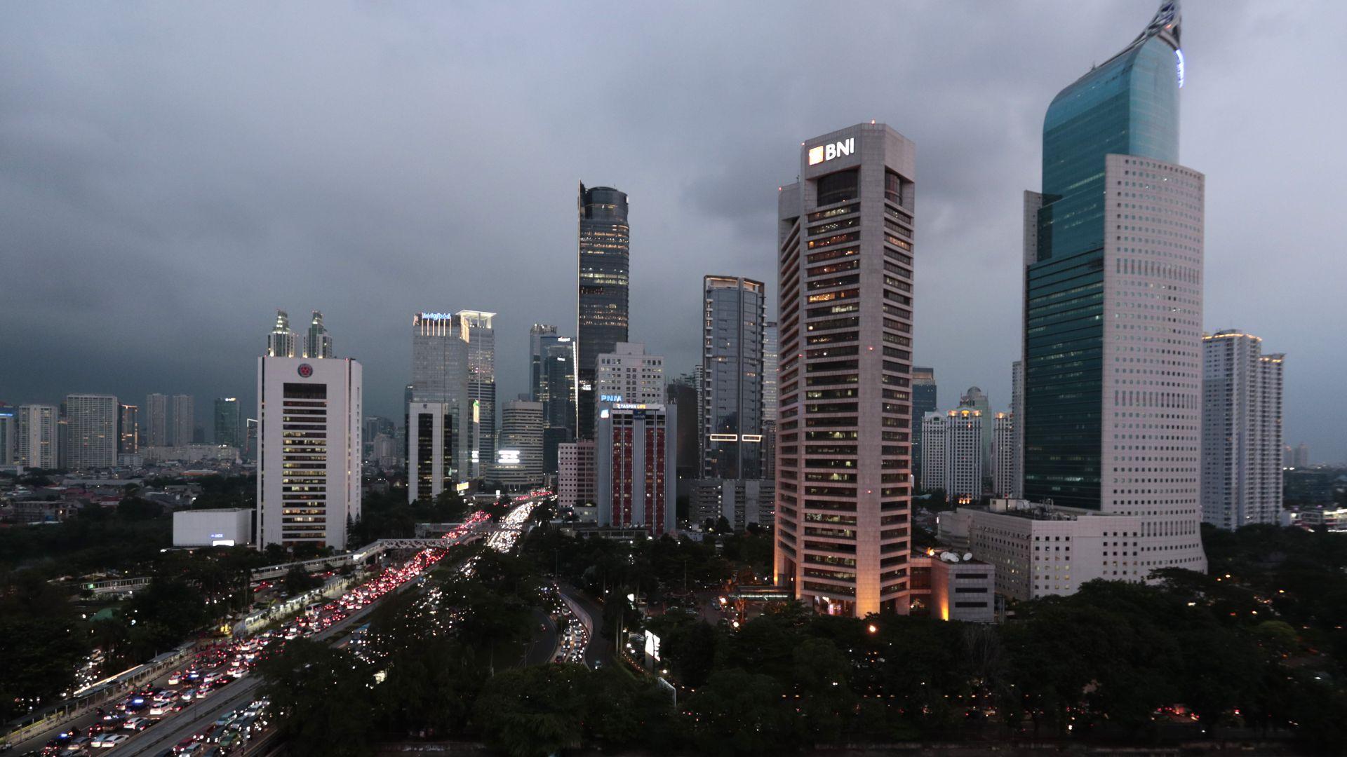 Индонезия ще има нова столица