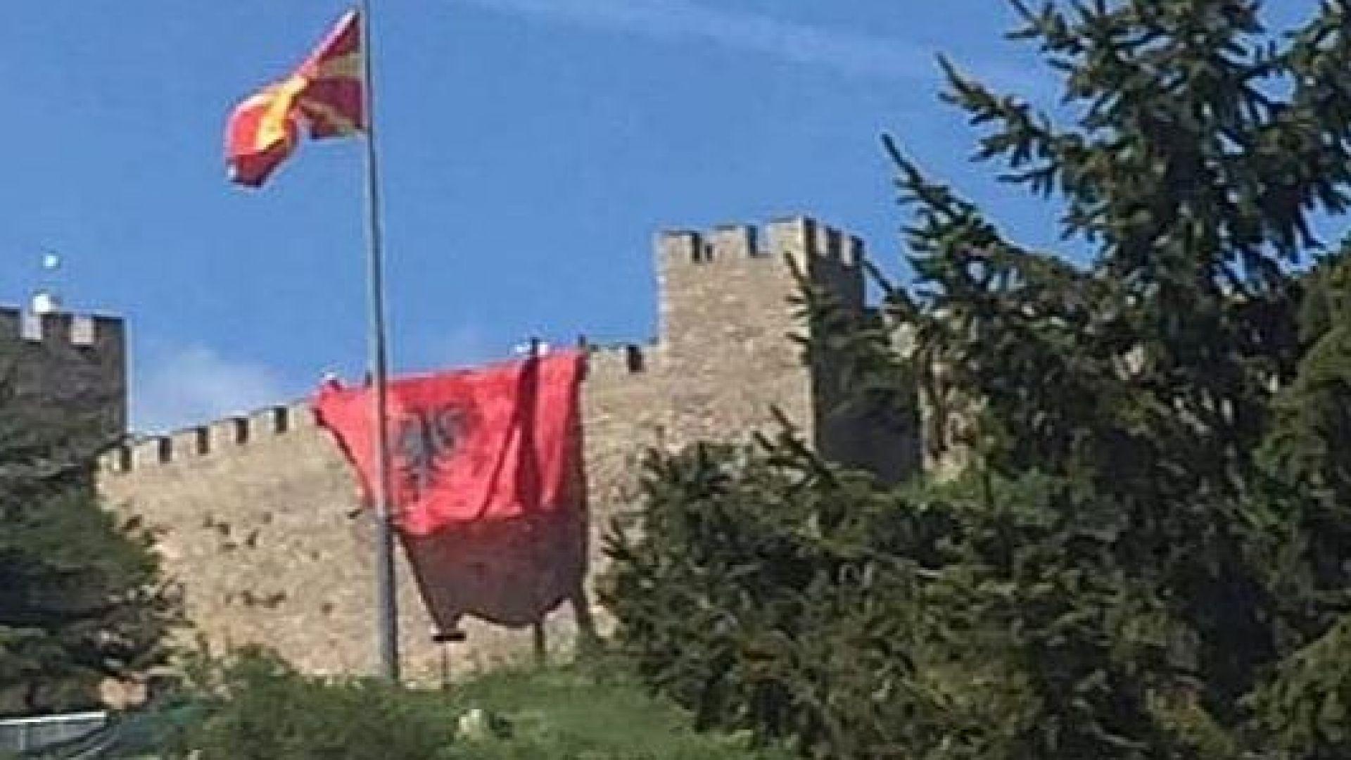 Артистът, развял знамето на Албания в Охрид, нe може да влиза в Северна Македония 5 г.
