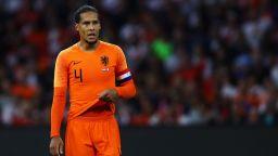 Официално: Нидерландия загуби звездата си за Европейското