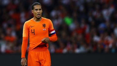 Официално: Нидерландия загуби звездата си за Европейскот