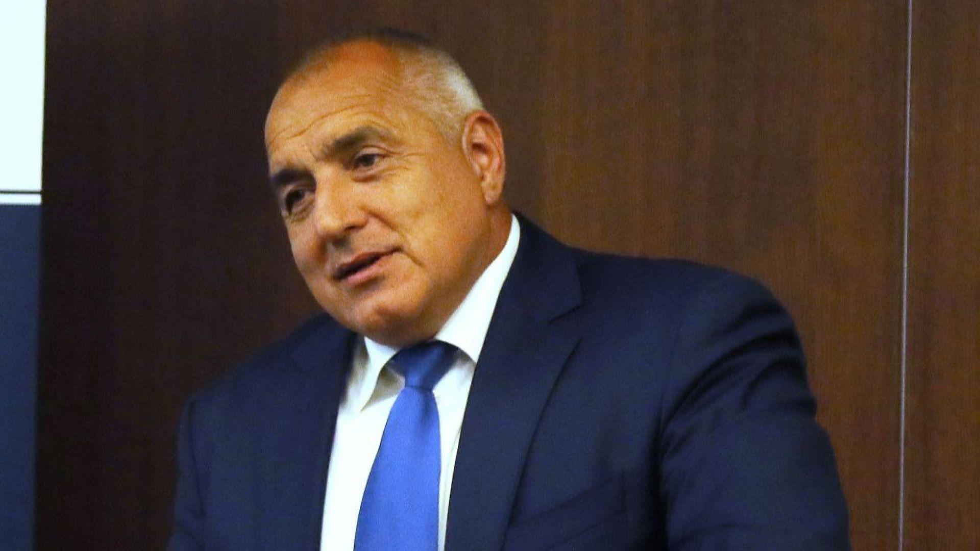 Премиерът: България ще води преговори със САЩ за доставка на американски природен газ