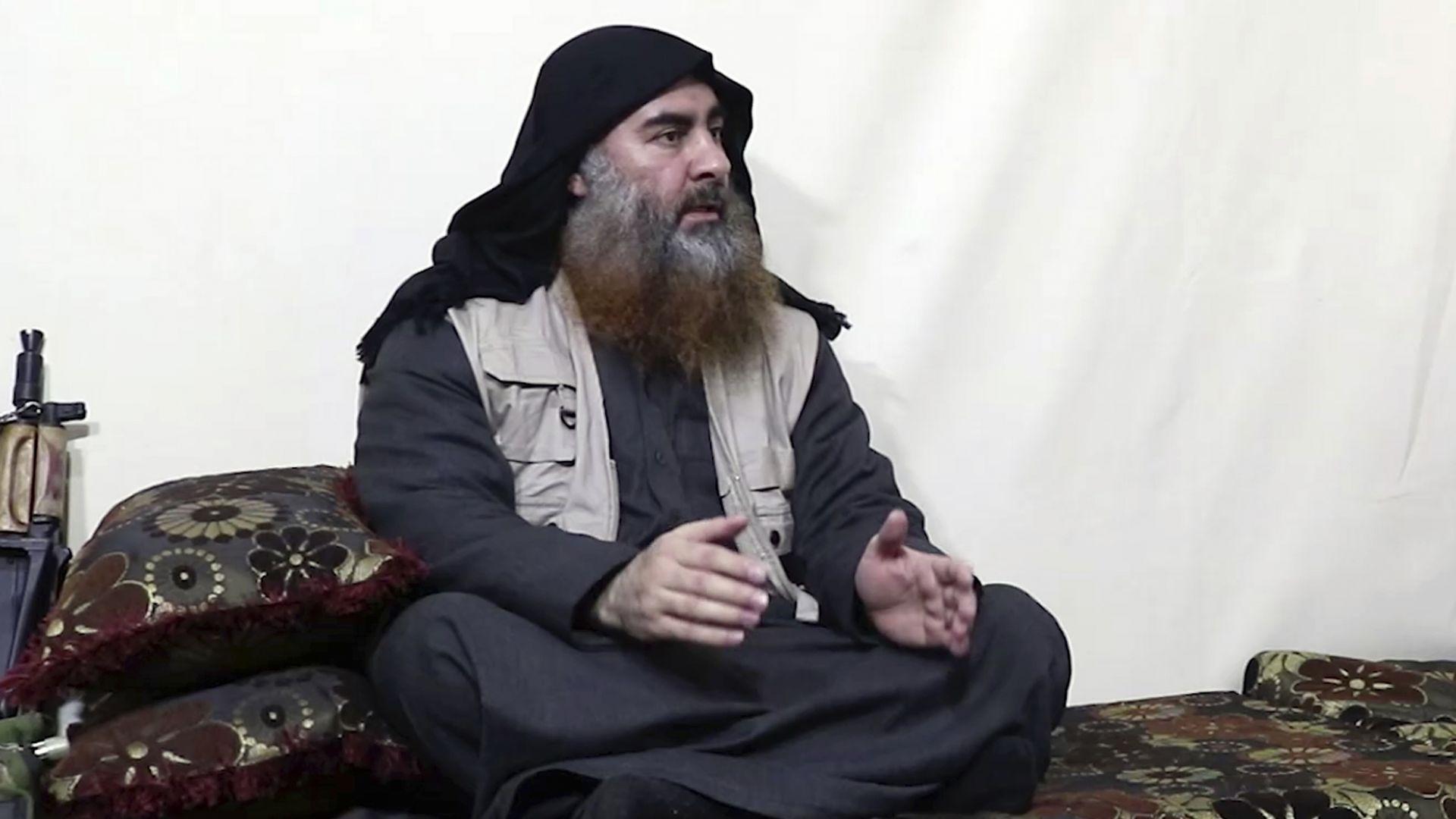 Лидерът на Ислямска държава се появи във видеоклип за пръв път от 5 г.