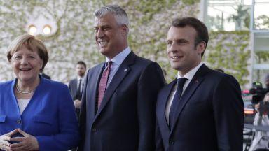 Хашим Тачи изрази разочарование от срещата в Берлин