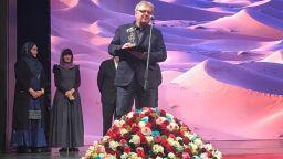"""Филмът """"Ирина"""" спечели награда на кинофестивала в Иран"""