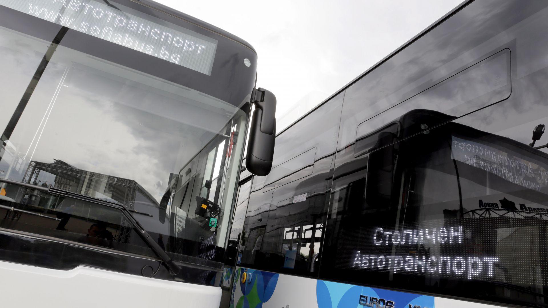 Наплив за шофьори в градския транспорт след вдигането на заплатите