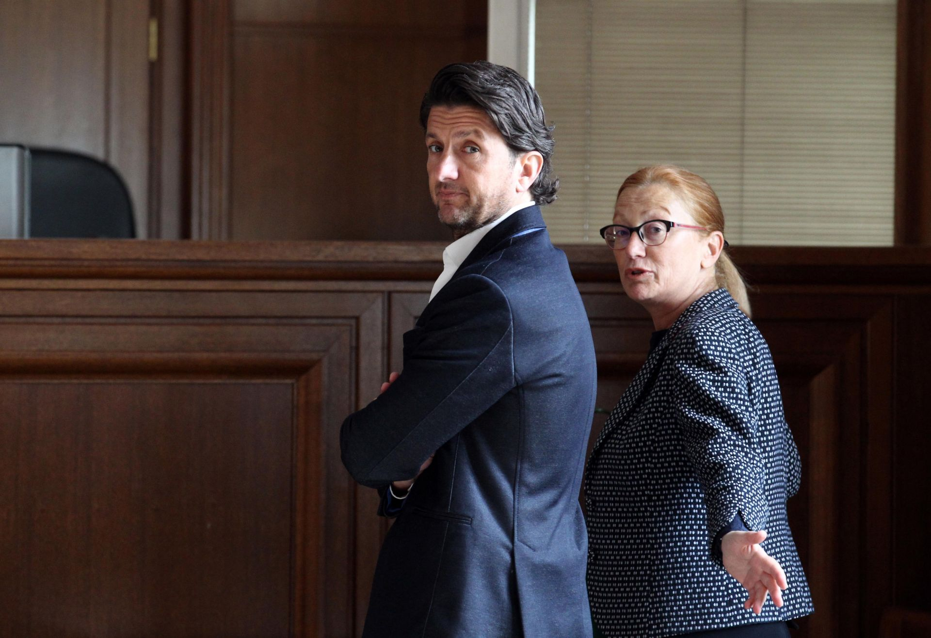 Боршош е защитаван от адвокат Ина Лулчева