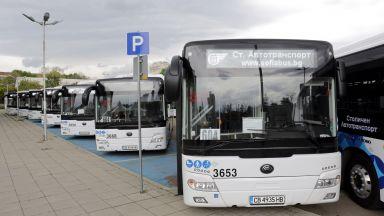 Фандъкова: 20 нови автобуса тръгват по линия 11