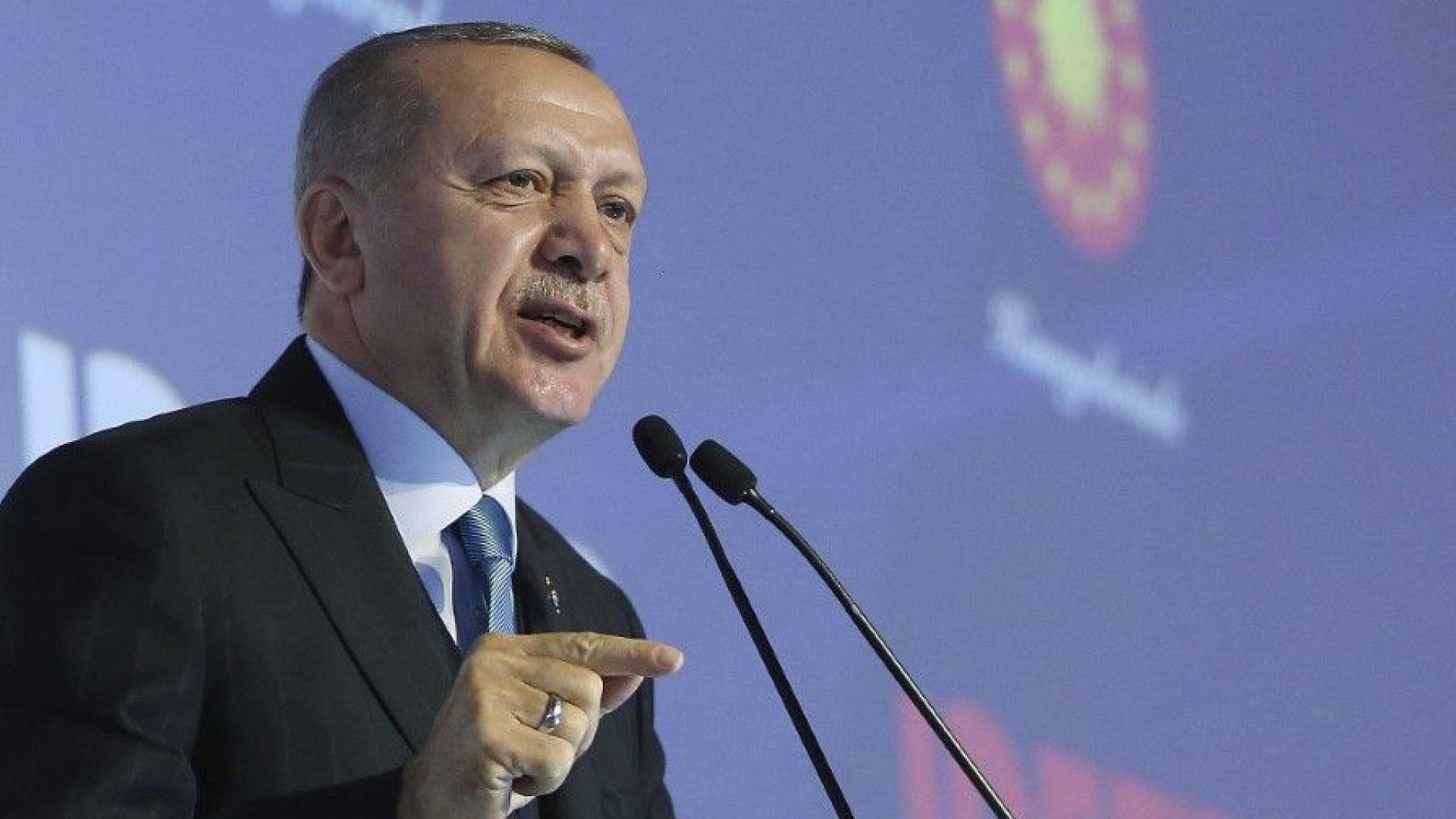 Турция решително се стреми към членство в ЕС, заяви Ердоган