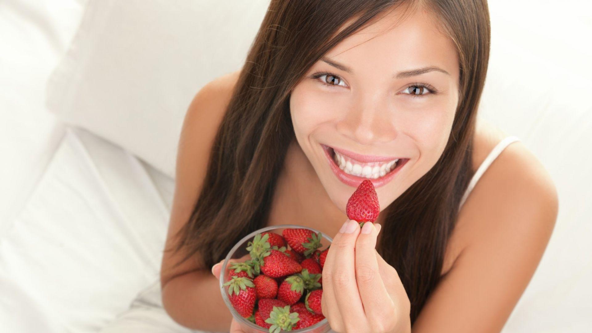 5 храни за сияйна кожа